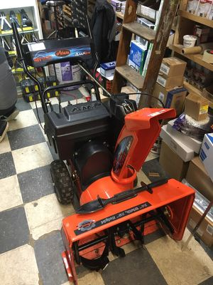 Ariens amp24 electric snowblower for Sale in New York, NY