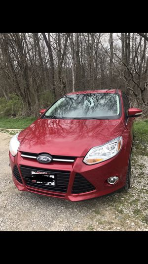 Ford Focus SEL 2012 for Sale in Mount Vernon, OH