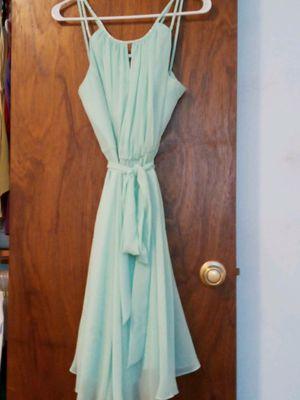 Blue David's Bridal dress little girls dress for Sale in Lawrenceville, GA
