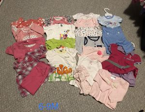 Baby Girl's summer clothes 6-9 Months for Sale in Portland, OR