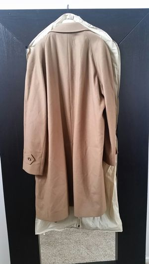 Burberry Wool Trench Coat, size 54 for Sale in Marysville, WA