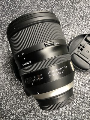 Nikon Tamron Pro 24-70mm f2.8 G2 Zoom Lens F Mount for Sale in Chesapeake, VA