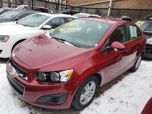 2014 CHEVY SONIC SOLO 20MIL MILLAS ESPECIAL 8900 LLAMA 773*254*0506* for Sale in Chicago, IL