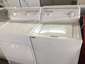 Kenmore washer dryer set for Sale in Austin, TX