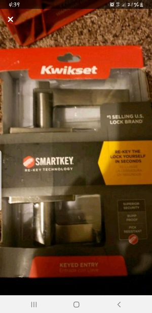 Smartkey door handles for Sale in Oklahoma City, OK