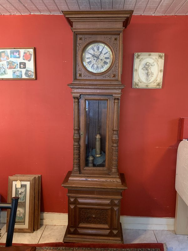 Grandfather Tower Clock