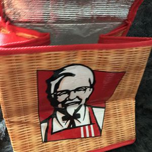 Kentucky Fried Chicken !! Collapsible Cooler Bag for Sale in Wildomar, CA