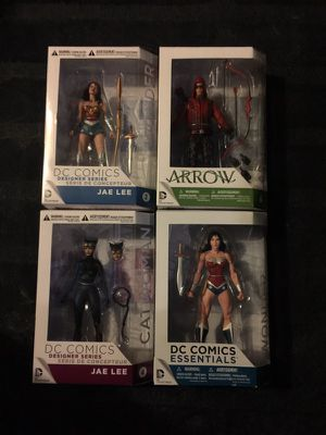 DC comics Action Figure DC Comics Justice League for Sale in Queens, NY