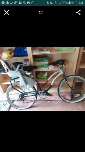 Bicycle WITH attached Child Seat for Sale in Delray Beach, FL