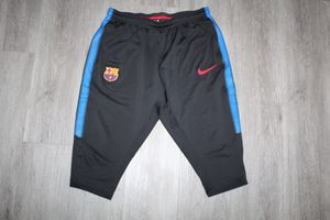 NIKE FC BARCELONA DRY SQUAD 3/4 SOCCER/FÚTBOL TRAINING PANTS MENS SIZE LARGE for Sale in Los Angeles, CA