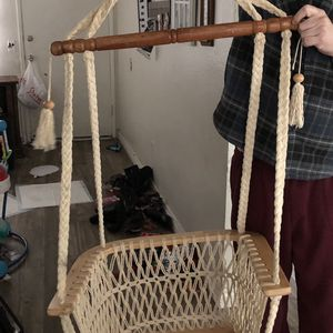 Macrame Swing for Sale in Moreno Valley, CA