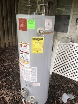 Water heater gas for Sale in Greenbelt, MD