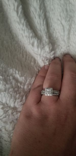 Engagement ring and 2 wedding bands for Sale in Murfreesboro, TN