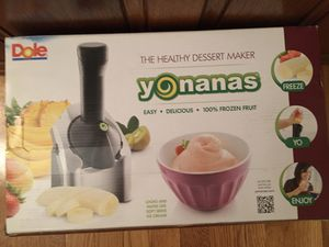 Summer Cleaning Sale: Dole Yonanas *** NEW *** - Must Sell Quickly for Sale in Los Angeles, CA