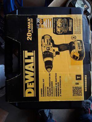 New dewalt hammer drill kit for Sale in Grosse Pointe Park, MI