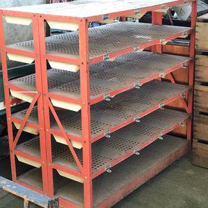 Vintage Locker Bin Rack for Sale in Modesto, CA
