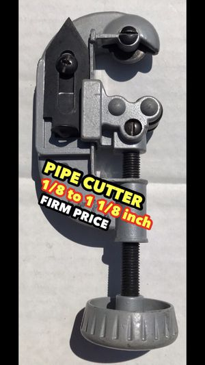 PIPECUTTER firm price for Sale in Glendale, CA