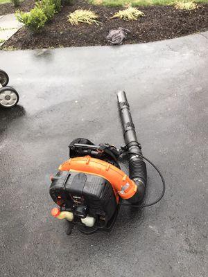Echo blower pb-770t for Sale in Gaithersburg, MD