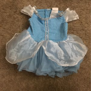 Disney Princess Costume For Size 12-18 Months for Sale in Lexington, NC