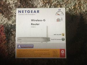 NetGear wireless router. for Sale in Portland, OR