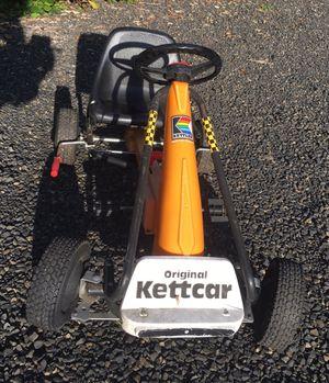 Original Kettcar pedal race car - German made for Sale in Aberdeen, WA