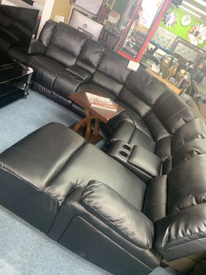 New sectional for $1100 for Sale in Garland, TX