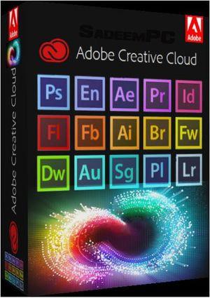 Adobe creative cloud 2021/ 2020 / 2019 adobe creative suite cs6 includes photoshop illustrator premiere indesign lightroom etc for Sale in Los Angeles, CA