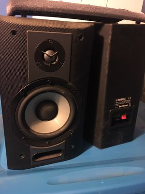 Yamaha Speakers for Sale in Seattle, WA
