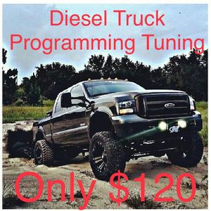 2003-2007 Ford F250 & F350 6.0 Diesel Tuning / Tuner for Sale in Miami Lakes, FL