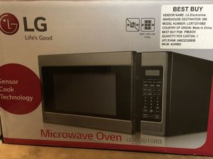 LG Microwave Oven for Sale in Takoma Park, MD