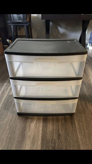 Plastic Drawers for Sale in Grand Prairie, TX