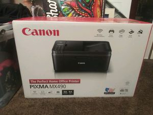 Cannon printer for Sale in Denver, CO