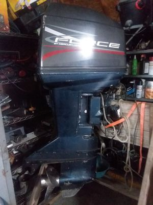 2 MERCURY FORCE OUTBOARD MOTOR $700 for Sale in Tampa, FL