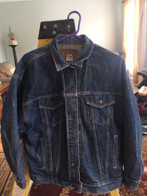 Levi's denim jacket for Sale in Severna Park, MD