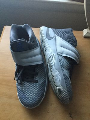 gray nike's for Sale in Hyattsville, MD