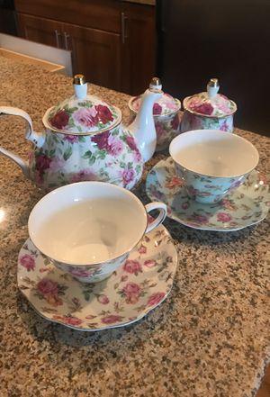 Tea Set for Sale in Tempe, AZ