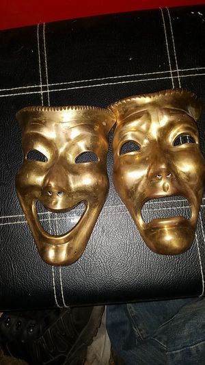 Drama masks for Sale in Grand Junction, CO