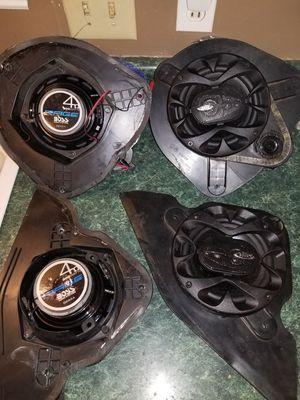 BOSS Audio door speakers- set of 4 for Sale in Murfreesboro, TN