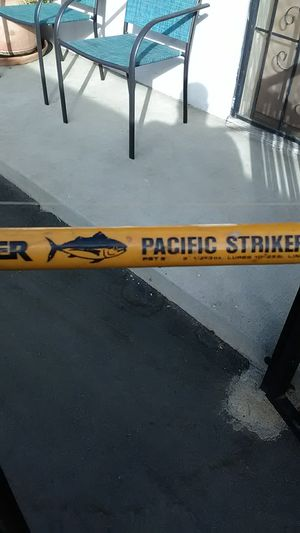 This is a 10 ft two piece rod rod is made by Master Pacific striker for Sale in Los Angeles, CA