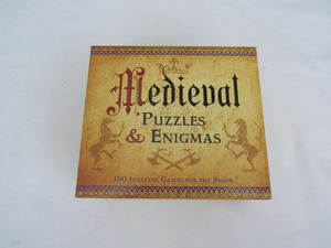 Medieval Puzzles & Enigmas 150 Jousting Games For The Brain for Sale in Huntington Beach, CA