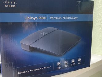 Cisco Linksys 300 Router for Sale in Kirkland,  WA