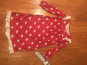 Hello kitty pjs girls size M(7/8)with tag for Sale in Sully Station, VA
