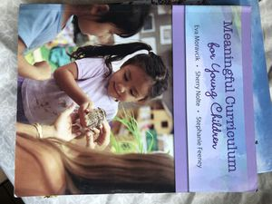 Child development text book for Sale in Lynwood, CA