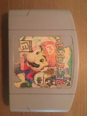 Nintendo n64 Mario party for Sale in undefined
