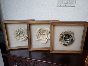 Beautiful set of 3 frames for Sale in Everett, WA
