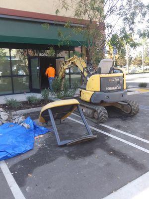 Mini excavator for Sale in La Puente, CA