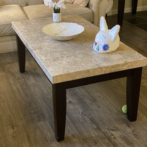 3 Marble Tables For Sale for Sale in Waterbury, CT