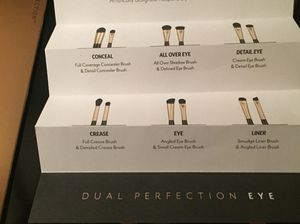 A-Design Makeup Brushes. 2 per pack. Brand new $10 each box for Sale in Whitehall, OH
