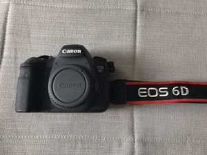 Canon 6D for Sale in San Diego, CA