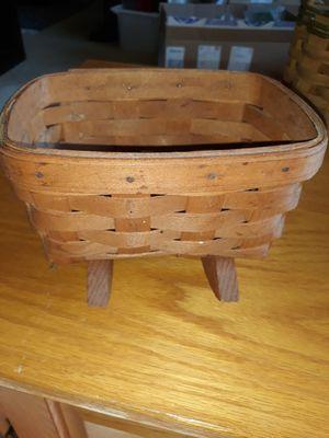 Longaberger rocker basket for Sale in Street, MD